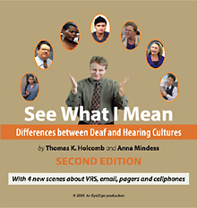 """See What I Mean"" DVD cover"