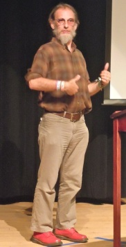 Dr. Paddy Ladd at CSD Fremont, October 8, 2013